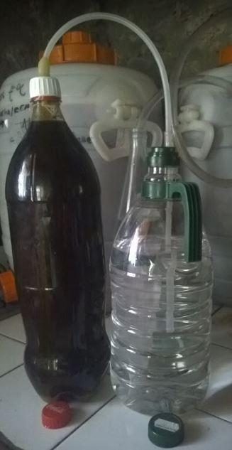 fermentador botellon
