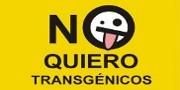 logo contra los transgenicos